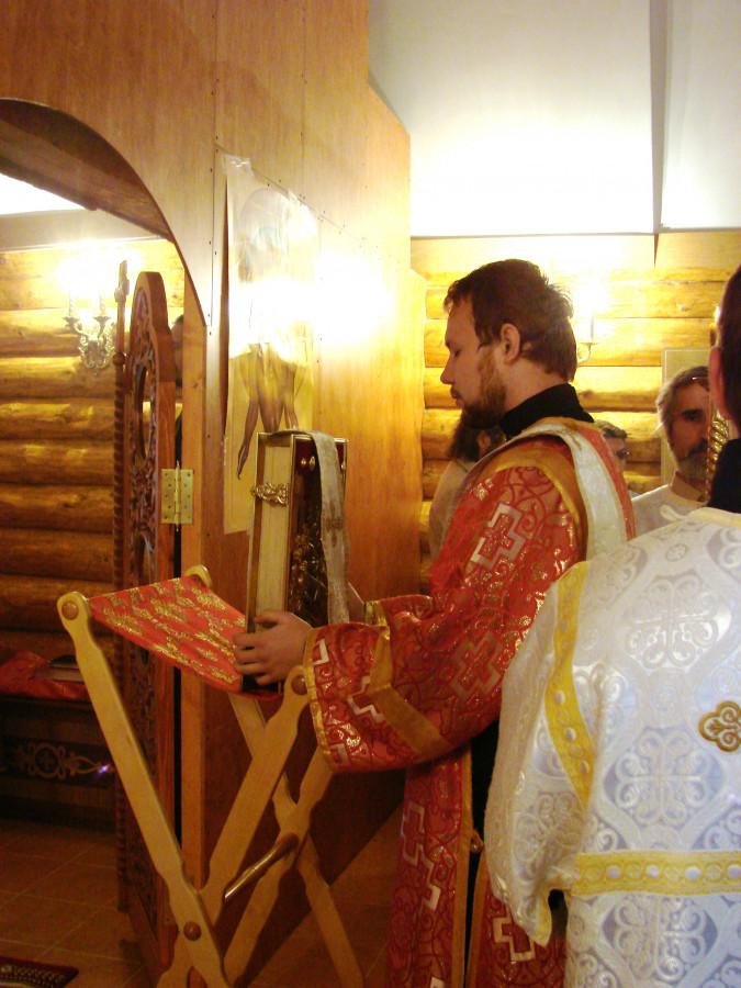 Геориевский храм 108