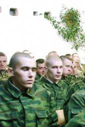 Концерт в воинской части 071