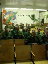 Концерт в воинской части 022