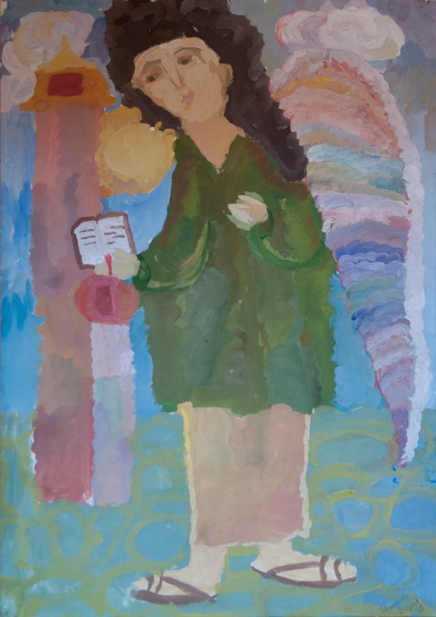 «Ангел» Свиткова Даша, 10 лет