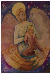 «Ангел-утешитель», Тростина Варвара